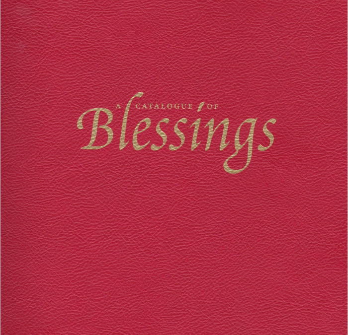 A Catalogue of Blessings: The Legacy of a Montreal Woman - A